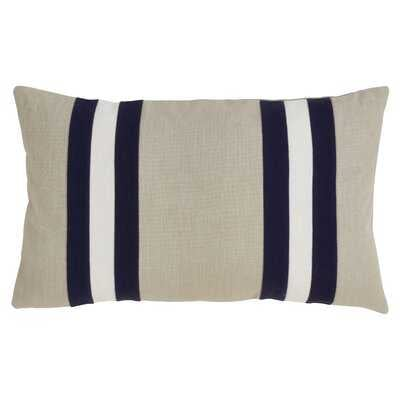 Risner Cotton Lumbar Pillow - Birch Lane
