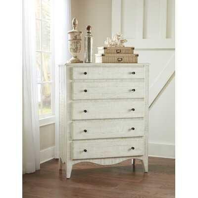 Allyson 5 Drawer Dresser - Birch Lane