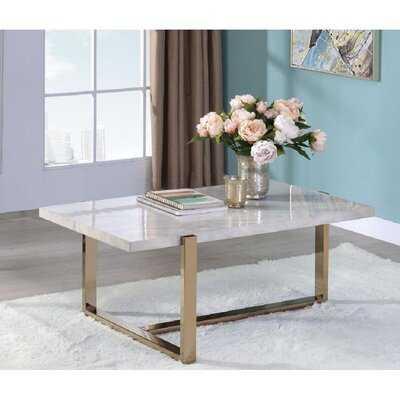 Miss Frame Coffee Table - Wayfair