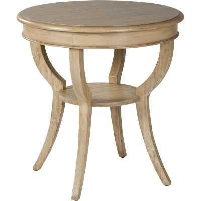 Fairfield Chair Genesis End Table Color: Light Dusty Khaki - Perigold