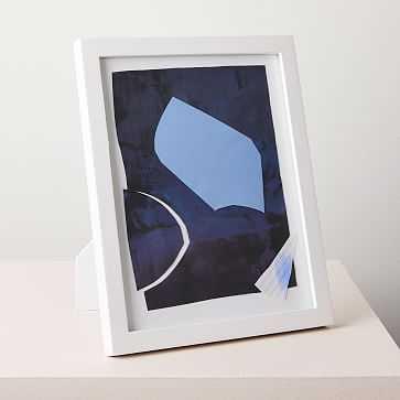 "Modern Frames Lacquer, 8""x10"", Optic White - West Elm"