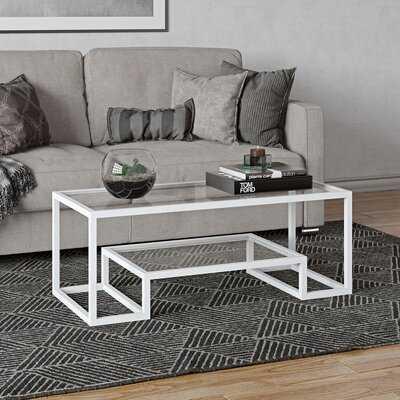 Imel Frame Coffee Table - Birch Lane