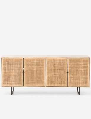 Hannah Sideboard, Natural - Lulu and Georgia