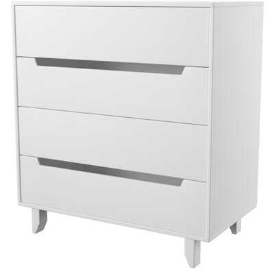 Massie 4 Drawer Chest - AllModern