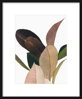 Friends by Emily Grady Dodge for Artfully Walls - Thin Black Wood Frame - Artfully Walls