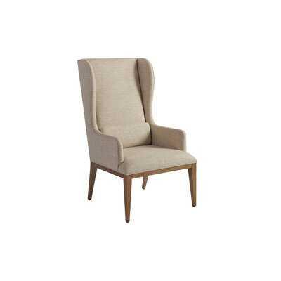 Newport Upholstered Dining Arm Chair - Birch Lane