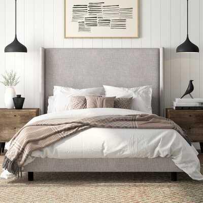 Hadley Upholstered Panel Bed - AllModern