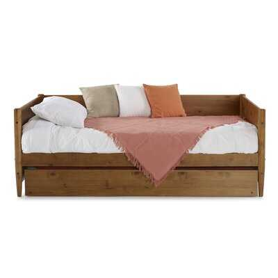 Aliyah Twin Daybed with Trundle - AllModern