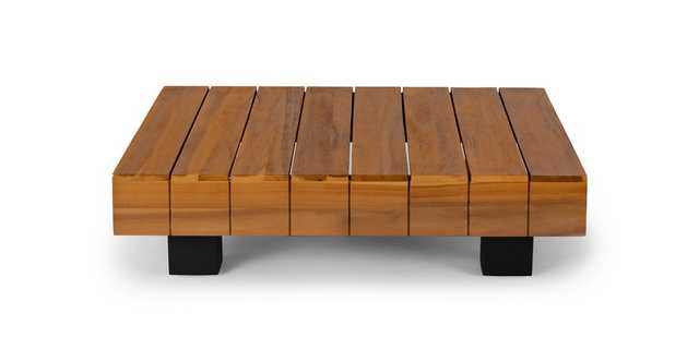 Lubek Coffee Table - Article