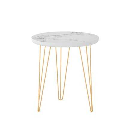 Bowe 3 Leg End Table - Wayfair