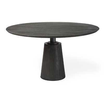 Brodsky Maxwell Solid Wood Dining Table - Wayfair