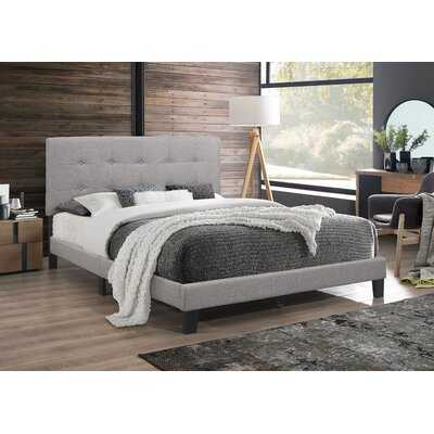 Addae Tufted Upholstered Platform Bed - Wayfair