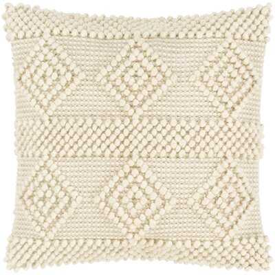 Geometric 20'' Throw Pillow Cover - Wayfair