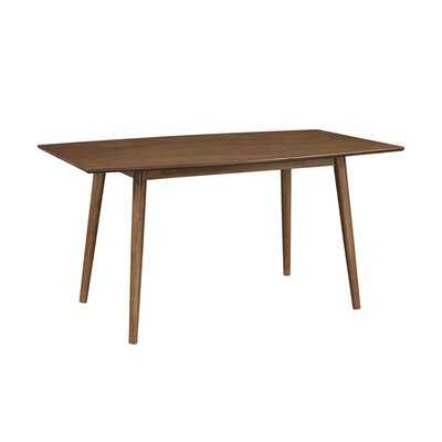 Weller Mid-Century Dining Table - AllModern