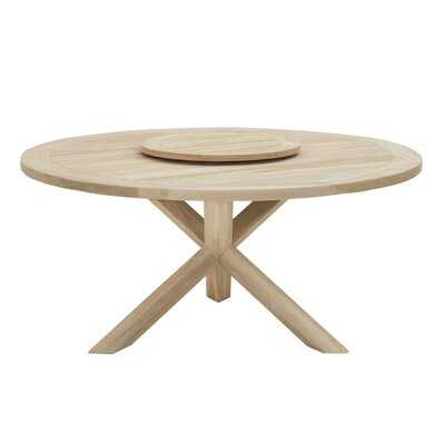 Boca Outdoor Round Dining Table - Wayfair