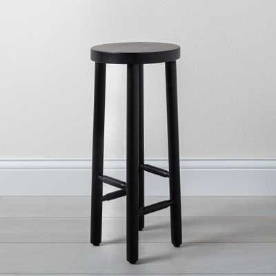 Shaker Accent Drink Table Black - Hearth & Hand with Magnolia - Target