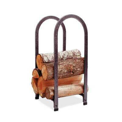 Country Home Log Rack - AllModern
