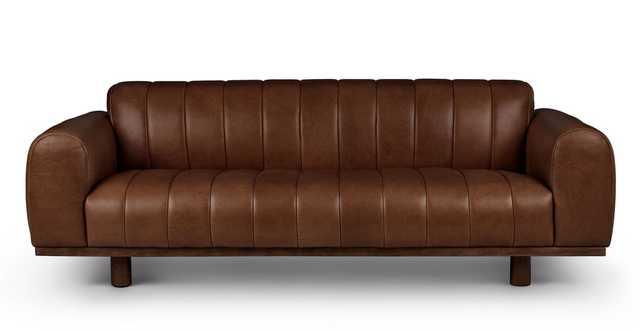 Texada Taos Brown Sofa - Article
