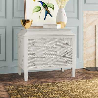 Gabby Marilyn 4 Drawer Accent Chest - Perigold