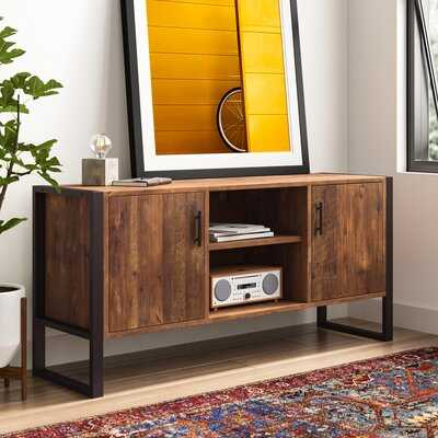 Norah Solid Wood TV Stand for TVs up to 65 inches - AllModern