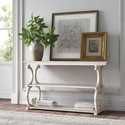 Livia 48'' Console Table - Wayfair