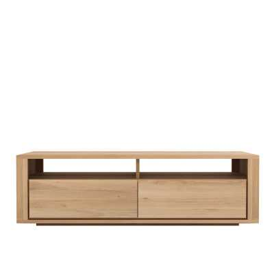 Ethnicraft Shadow Solid Wood TV Stand for TVs up to 60 inches - Perigold