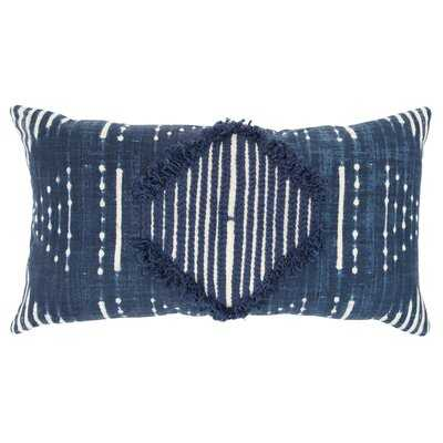 Cotton Striped Lumbar Pillow - Wayfair