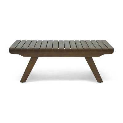 Bullock Outdoor Coffee Table - AllModern