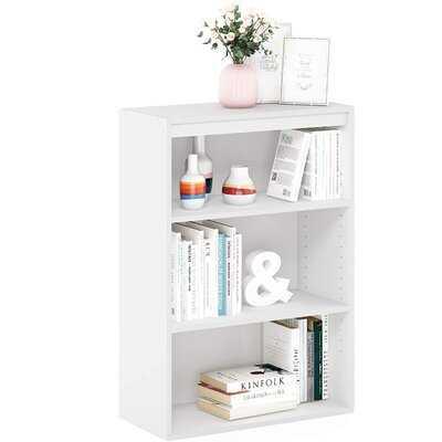 """Botchev 36.1"""" H x 22.72"""" W Standard Bookcase - Wayfair"""