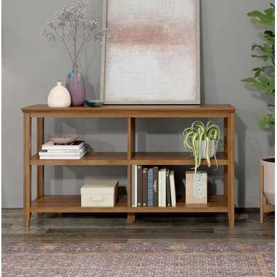 Lister Newridge Standard Bookcase - Wayfair