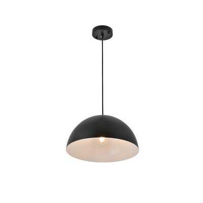 Hartman 1 - Light Single Dome Pendant - AllModern