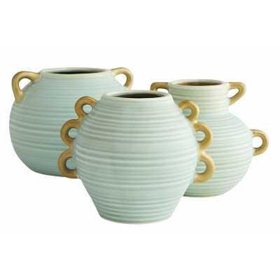 ARTERIORS Aurora 3 Piece Table Vase Set - Perigold