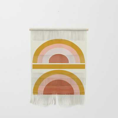 "Last Rainbow Wall Hanging by Grace - Large 23 1/4"" x 31 1/2"" - Society6"