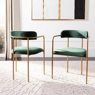 Arm Chair (Set of 2) - Wayfair