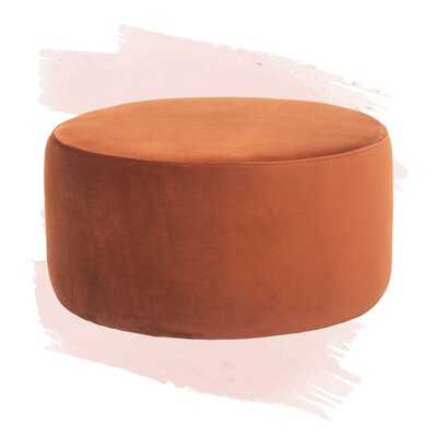 Christine Cocktail Pouf - Wayfair