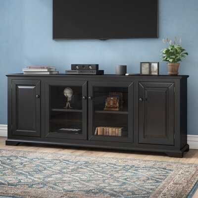 Wentzel TV Stand for TVs up to 88 inches - Wayfair