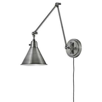 Arti 1-Light Swing Arm Lamp - Birch Lane