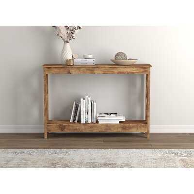 "Daffodil 47.25"" Console Table - Wayfair"