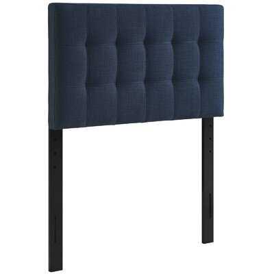 Francis Upholstered Panel Headboard - AllModern
