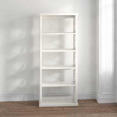 Charmain Etagere Bookcase - Wayfair