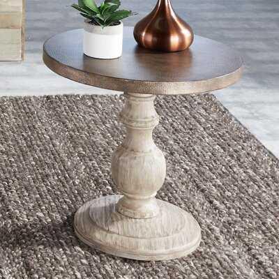 Saroyan End Table - Wayfair