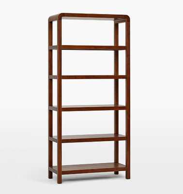 Woodson Walnut Bookshelf - Rejuvenation
