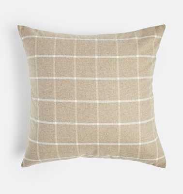 Helios Plaid Pillow Cover - Rejuvenation