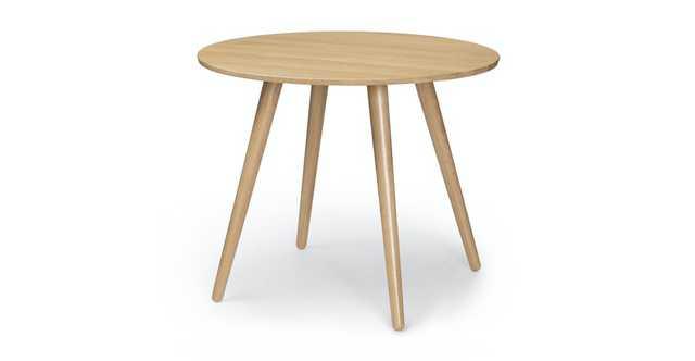 "Seno Oak 36"" Round Dining Table - Article"