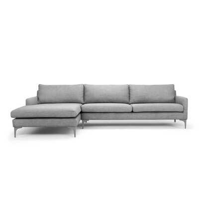 "Connor 119"" Sectional - AllModern"