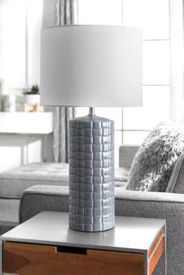 "Everett 29"" Ceramic Table Lamp - Loom 23"