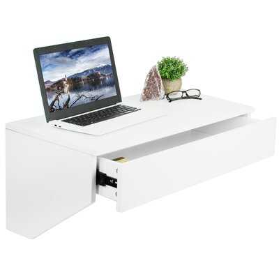 Hondo Floating Desk - Wayfair