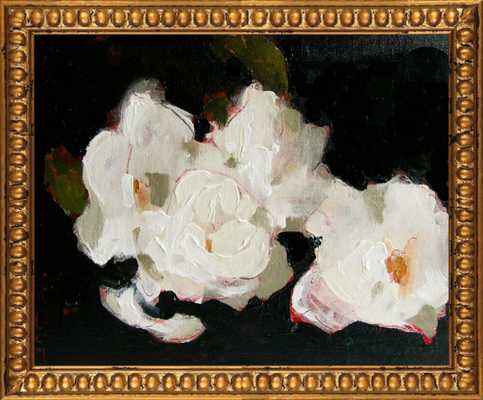 November Roses by Lynne Millar for Artfully Walls - Artfully Walls