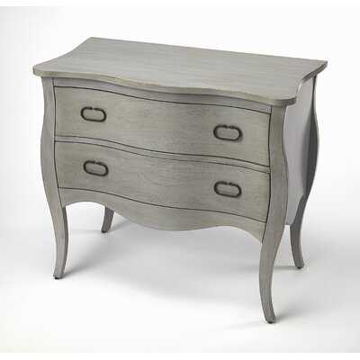 Schacht 2 Drawer Accent Chest - Birch Lane