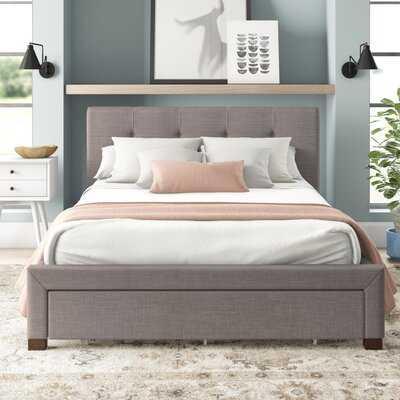 Eben Upholstered Storage Platform Bed - AllModern